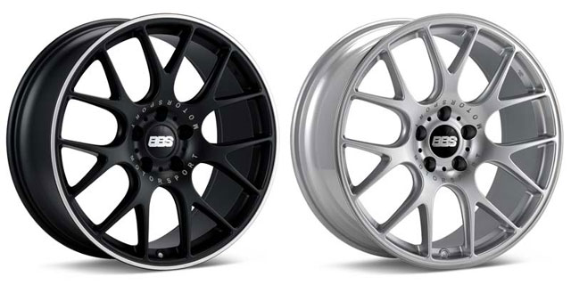BBS CH R Wheels For 997 Turbo 997 GT3 997 GT3RS 997 C2