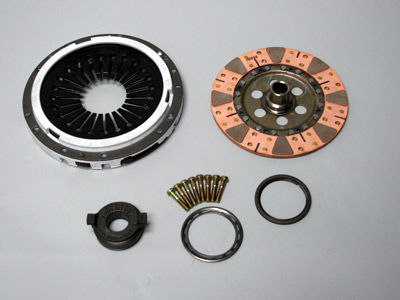 Evo Stage 3 800 Hp Clutch Kit Upgrade For Sharkwerks