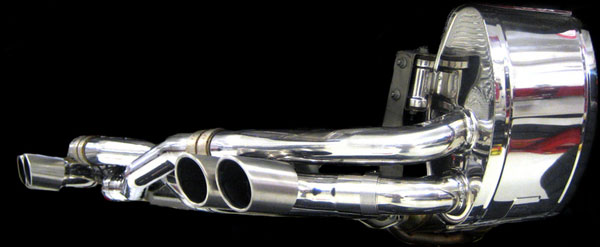 For The Ultimate In European Sound Italianmade Tubi Style Exhaust 2009 And Newer 997 Models S C4s C4 Carrera Replaces Side Center: Tubi Style Exhaust At Woreks.co