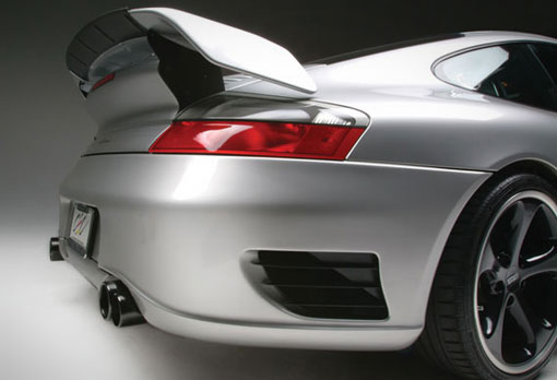 Aerodynamics Modifications And Upgrades For Porsche 996