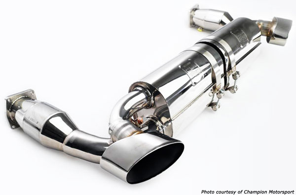 996 Tt Tubi Style Exhaust For Turbo S X50 Gt2 Sharkwerks Porsche Performance Experts In Northern California Bay Area 5106510300: Tubi Style Exhaust At Woreks.co