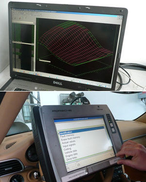 EVOMSit Software for 996/997 3 6L/3 8L up to 2008 for 997 C2/C2S