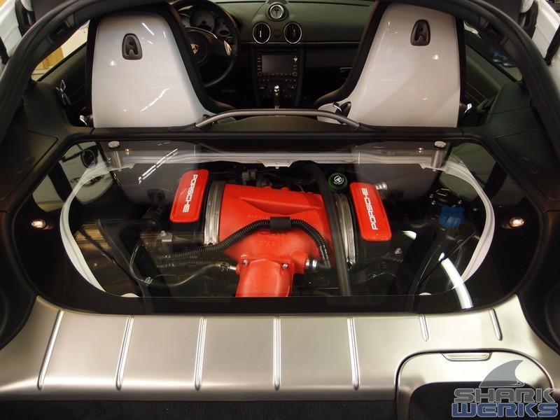Porsche 2010 Cayman S With Tubi Exhaust Ipd Plenum Engine