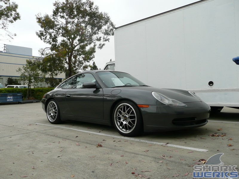 Porsche 996 Turbo >> Porsche 1999 996 C2 With Bilstein Coil Over Kit, H&R Sway Bars & BBS RS-GT Wheels Project ...