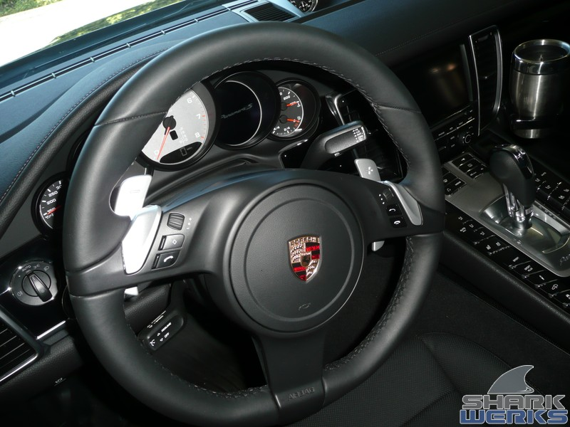 Porsche 2010 Porsche Panamera S with TechArt Upgrades Project