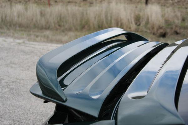 Porsche 911 996 >> TechArt Type I Rear Wing for 997 / 997.2 Carrera / S / GTS Part - Shark Werks Porsche Performance