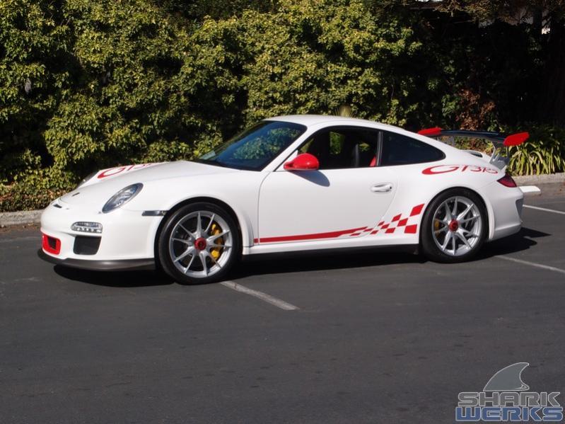 Porsche Gt3 Rs R Projects Shark Werks