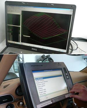EVOMSit ECU Tuning for 997 2 Carrera / S / GTS Part - Shark